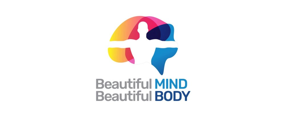 лого кампания Красив ум в красиво тяло