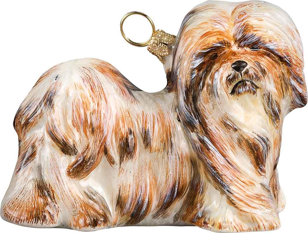 lhasa apso ornaments