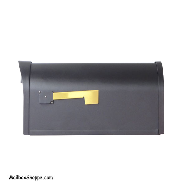 Residential mailboxes side view Mount Mailbox Classic Cast Mailbox Side View Mailbox Shoppe Door Classic Mailbox