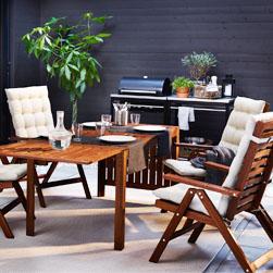 Salon De Jardin Ikea Applaro Maillerayefr Jardin