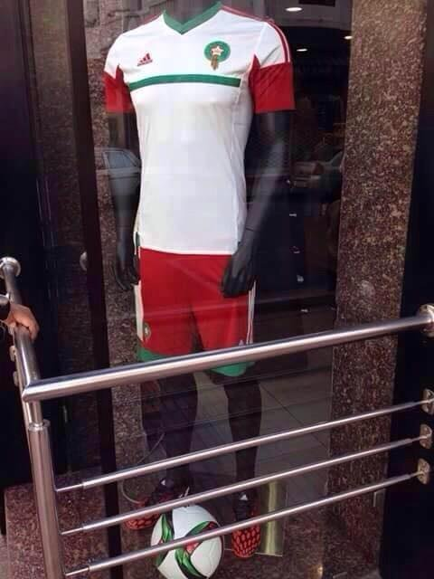 Maillot Maroc Adidas 6