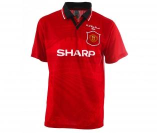 Här hittar du alla produkter listade i kategorin manchester united kläder. Maillot de Manchester United domicile - Cantona style ...