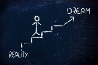 reality to dream with direct mail multivariate testing
