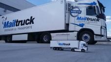 Flota MailTruck