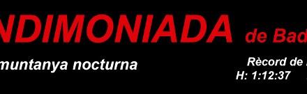 9/06/2018 L'Endimoniada  de Badalona 18 km