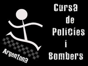 02/09/2018 Cursa de Policies i Bombers a Argentona