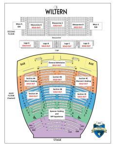 Wiltern seating chart also gindi maimonides academy rh maimonidesla