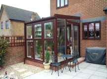 Lean To Conservatory Hinckley | M&A Home Improvements