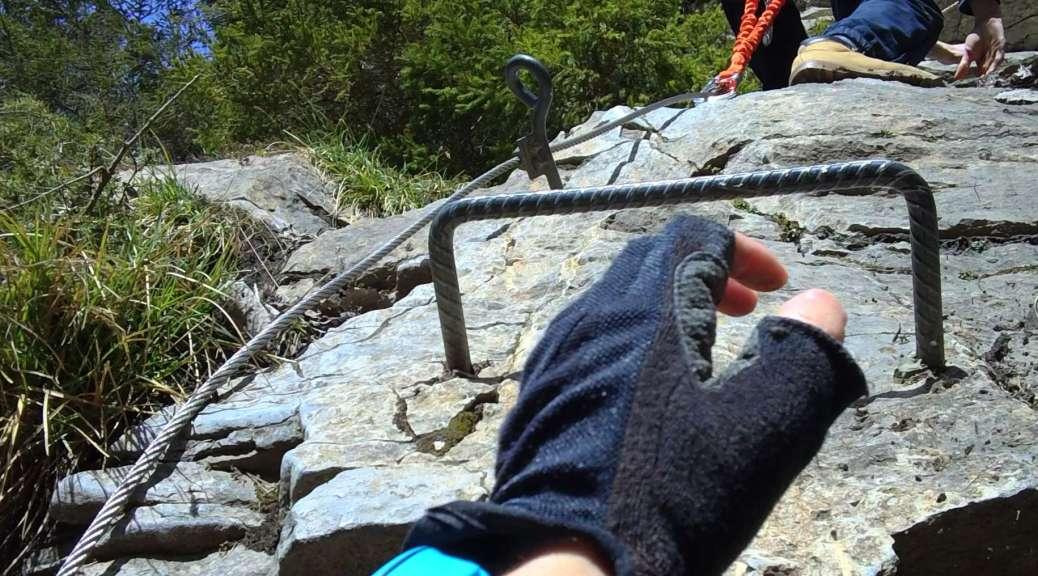 Rock Climbing in Virtual reality