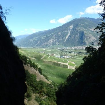Electro-dance yodelling and other Valais videos