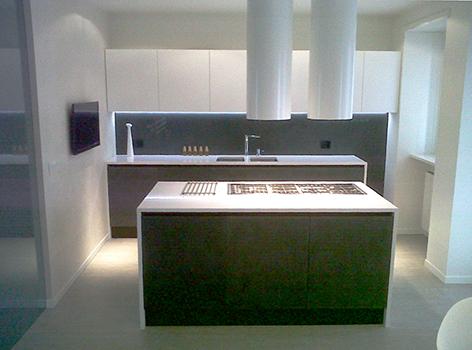 MAINA ARCHITETTI  Appartamento privato corso Monte Cucco Torino