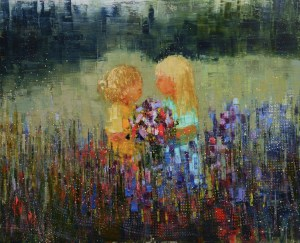 Meadow Bloom - Rebecca Kinkead