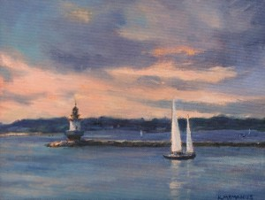 Evening Sail by Karen McManus