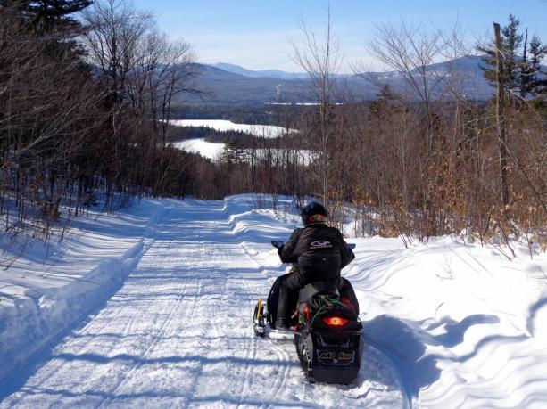 Ragged Mtn. Trail