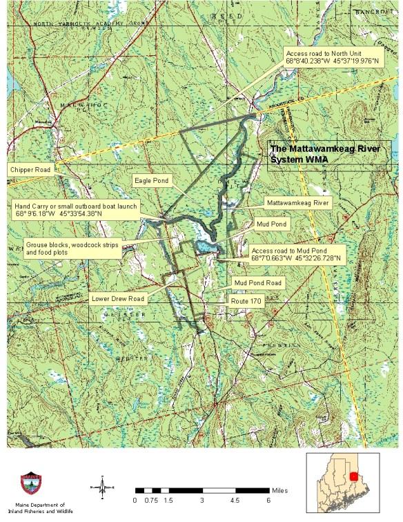 Matt Blog Map