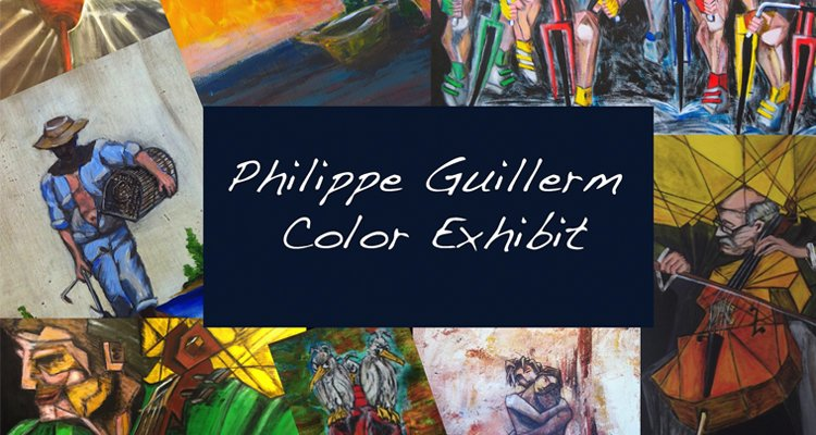 Color Exhibit Amp Surprise Masterpiece Features One Artist Two Special