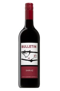 Photo of Bulletin Place Shiraz Bottle
