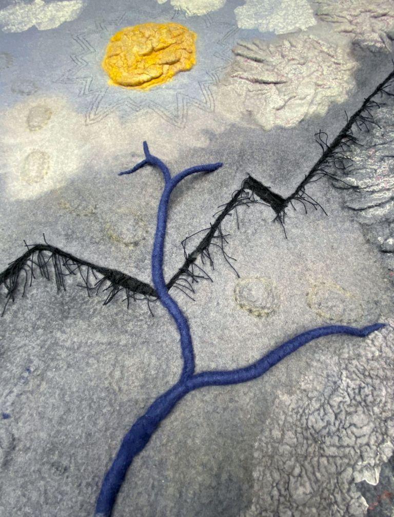 Inner Landscape (Detail)
