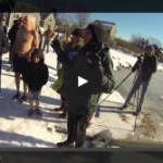Annual Penguin Plunge 2014 – Life in the Boothbay Region, Maine
