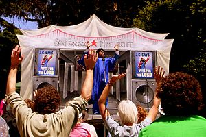 2006 San Francisco Mime Troupe performance of ...