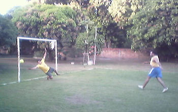 Penalti - Futebol Hoje Tem