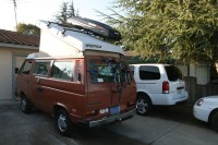 Vanagon Westfalia Roof Rack - 12.300 About Roof