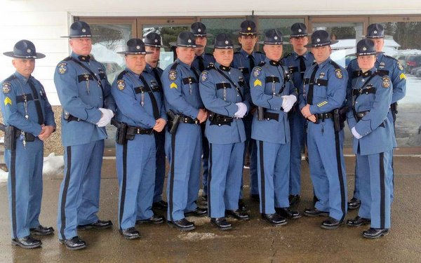 Honoring The Fallen  Maine State Troopers Foundation