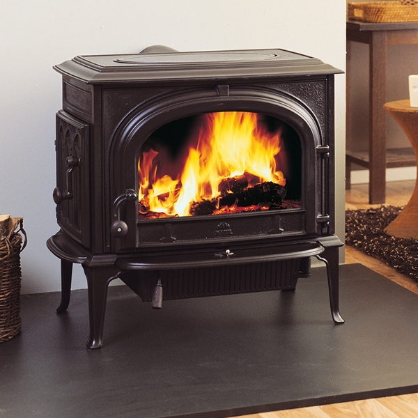 Jtul F500 Oslo Clean Face Wood Stove  Evergreen Home  Hearth