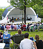 Sunday Program featuring The Maine Event singers and Wednesday Evening Fiddlers