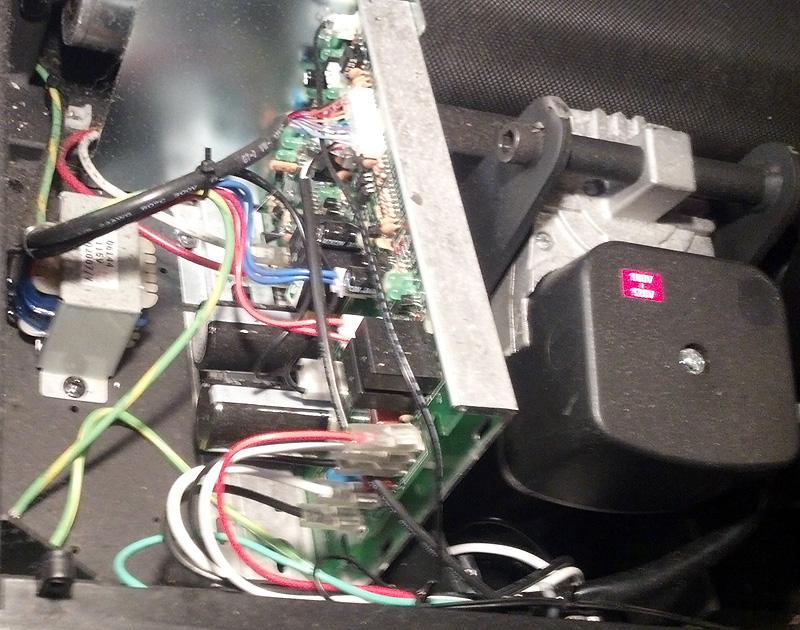 Sole F80 Treadmill Service