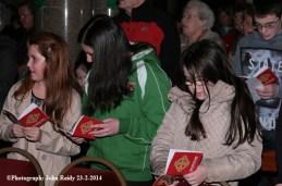 Castleisland Parish Mission 23-2-2014