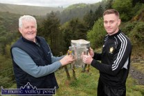 Liam McCarthy Cup in Glanageenty 5
