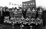 Castleisland AFC Cup Double Winning Team 1977/78