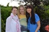 Selina McGaley, Katie Nolan and Martina Brosnan-McCarthy.