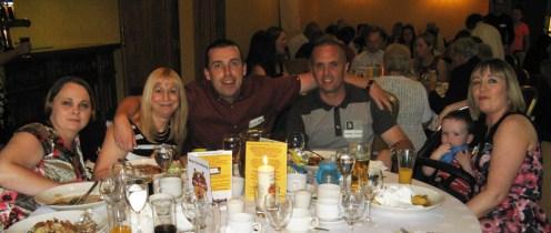 Attending the Breen Gathering,Ellen O'Sullivan Tralee, Liz Buttler and Michael Foley Dublin, Michael & Daniel O'Sullivan Farrenfore & Marie Broderick Farrenfore.