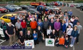 The Ahern's Open Vauxhall Club Ireland Vintage Day Family Photograph at the annual gathering in Castleisland on Saturday. ©Photograph: John Reidy