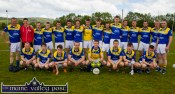 The Cordal senior football team which played Firies in the historic Credit Union County League game at the re-opening of the club's grounds at Páirc na gCúlach on Sunday afternoon. ©Photograph: John Reidy