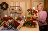 Marie Walsh pictured at her Christmas Book and Craft stand at the Castleisland Christmas Craft Fair at the River Island Hotel on Saturday. © Photograph: John Reidy