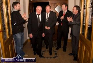 Cordal GAA Club Gala Dinner 21-11-2013