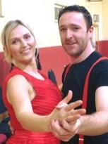 Couple No.7 Ewelina Lesniak and James Flaherty who have been kindly sponsored by Gortatlea Mart Ballymacelligott.