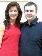 Noeleen O'Shea and Seamus McDonnell who have been kindly sponsored by Acme Blinds Tralee.