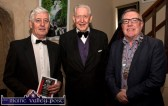At the Ivy Leaf Art Centre in Castleisland on the opening night of the 2016 Kerry Drama Festival were: Jerome Stack, festival director; Michael Twomey festival adjudicator and Mayor of the Killarney Municipal Area, Cllr. Bobby O'Connell who performed the official opening. ©Photograph: john Reidy
