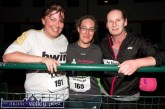 Locals pictured after the second leg of the three September Wednesday evening 5K Road Races / Fun Runs at An Ríocht AC in Castleisland were: Siobhán McCrohan, Ita Prendiville, and Abina McSweeney. ©Photograph: John Reidy