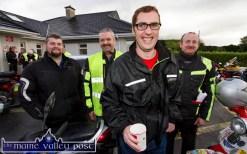Jim Griffin's Honda Run in Aid of Castleisland Day Care Centre 25-9-2016