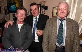 Paddy O'Reilly's 60th Birthday Party at the Half Barrel 08/10/2016