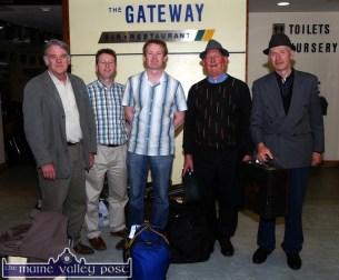 Members of the Bannalec / Castleisland Twinning 29-5-2006