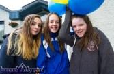 At the Castleisland Community College 30 year celebrations were: Ava Regan, Emma Browne and Tara Cotter. ©Photograph: John Reidy