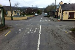 Ballyfinnane Crossroads for which Minister Griffin's 4-Way safety measure is being considered by Kerry Council Council.