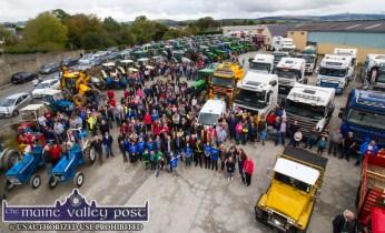 Eamon Carey Memorial Tractor/Truck Run 8-10-2017