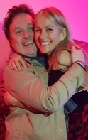 Mundy and Sharon Shannon celebrating life and genuine, musical friendship.